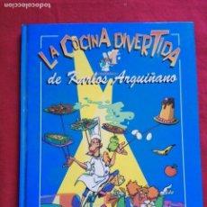 Libros de segunda mano: LA COCINA DIVERTIDA - KARLOS ARGUIÑANO .. Lote 171364438