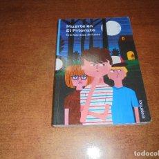 Libros de segunda mano: MUERTE EN EL PRIORATO (MARTÍNEZ DE LEZEA, T). Lote 171369998