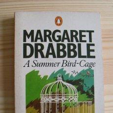 Libros de segunda mano: LIBRO EN INGLÉS A SUMMER BIRD-CAGE - MARGARET DRABBLE - EDITORIAL PENGUIN BOOKS - 1967. Lote 171422690