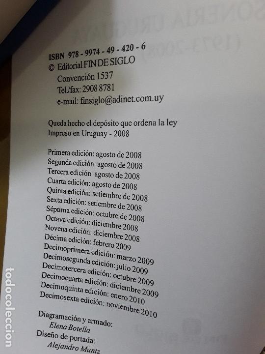 Libros de segunda mano: En penumbras (La masonería uruguaya 1973-2008), de Fernando Amado. Raro. - Foto 3 - 171422688