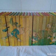 Libros de segunda mano: 35-BIBLIOTECA DE LOS JOVENES CASTORES, 20 VOLUMENES, 1984, COMPLETA. Lote 171449174