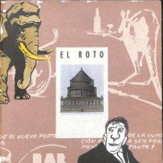 Libros de segunda mano: EL ROTO CATALOGO EXPOSICION / DIPUTACION SEVILLA 1997. Lote 171450460