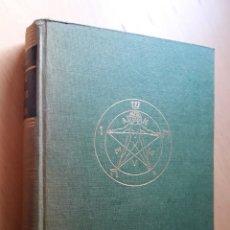 Libros de segunda mano: BRUJAS Y PROCESOS DE BRUJERÍAS- KURT BASCHWITZ: 1968 1ª EDICIÓN. Lote 171457580