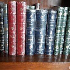 Libros de segunda mano: BIBLIOTECA BÁSICA GREDOS TOMOS DEL 1 AL 73.. Lote 171463960