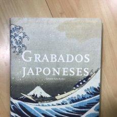 Libros de segunda mano: GRABADOS JAPONESES.. Lote 171493432