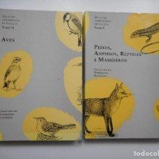 Livros em segunda mão: ATLÁS DE VERTEBRADOS DE GALICIA(2 TOMOS)(GALLEGO) Y95198. Lote 171493455