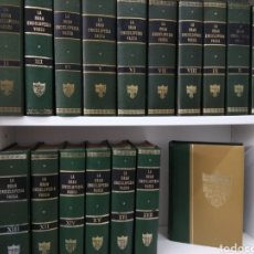 Libros de segunda mano: LA GRAN ENCICLOPEDIA VASCA 17 VOLS MARTIN DE RETANA. Lote 171518947