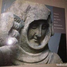 Libros de segunda mano: FAÇANA GÓTICA DEL PALAU DE LA GENERALITAT DE CATALUNYA. GENERALITAT DE CATALUNYA, MNAC,1999.. Lote 171595447