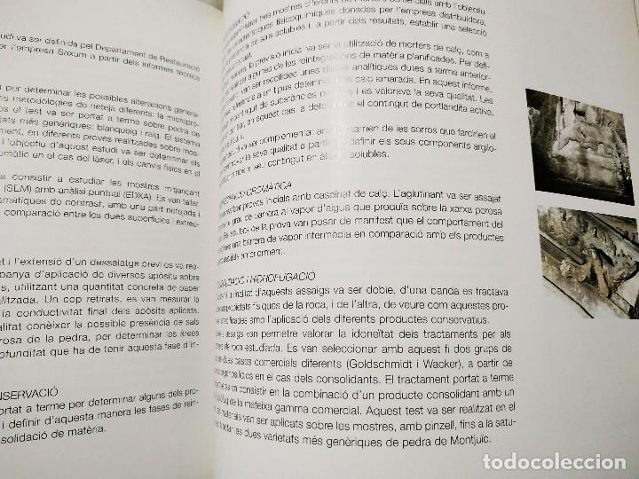 Libros de segunda mano: Façana Gótica del Palau de la Generalitat de Catalunya. Generalitat de Catalunya, MNAC,1999. - Foto 5 - 171595447
