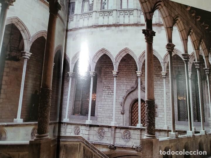 Libros de segunda mano: Tresors del Palau de la Generalitat de Catalunya. Tomo 1. Generalitat de Catalunya, MNAC, 2000 - Foto 4 - 171595794