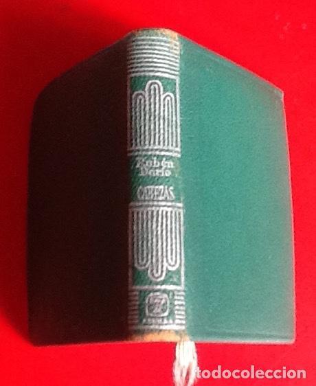 LIBRO EN MINIATURA. CRISOL. RUBEN DARIO. CABEZAS 1966. ENVIO INCLUIDO. (Libros de Segunda Mano - Historia - Otros)