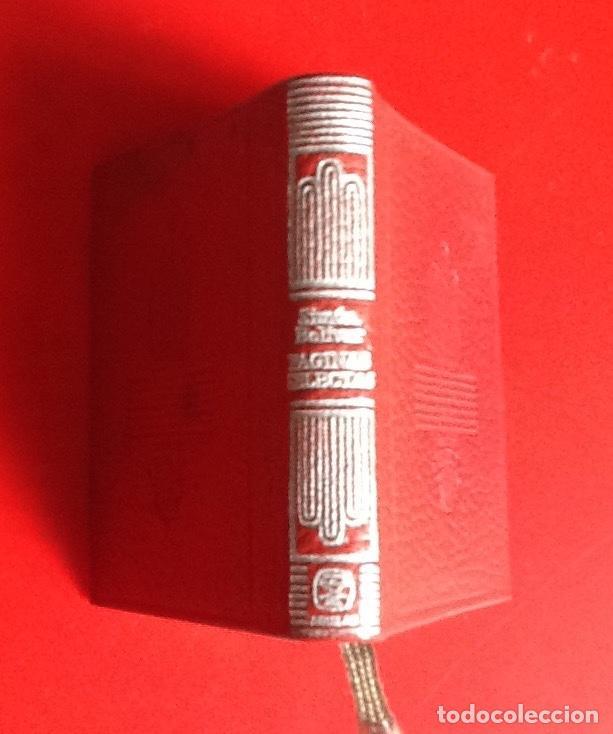 LIBRO EN MINIATURA. CRISOL. PAGINAS SELECTAS. SIMON BOLIVAR. 1975. ENVIO INCLUIDO. (Libros de Segunda Mano - Historia - Otros)