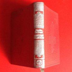 Libros de segunda mano: LIBRO EN MINIATURA. CRISOL. PAGINAS SELECTAS. SIMON BOLIVAR. 1975. ENVIO INCLUIDO.. Lote 171607250