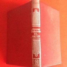 Libros de segunda mano: LIBRO EN MINIATURA. CRISOL. EL PATIO. ALVAREZ QUINTERO. 1973. ENVIO INCLUIDO.. Lote 171607503