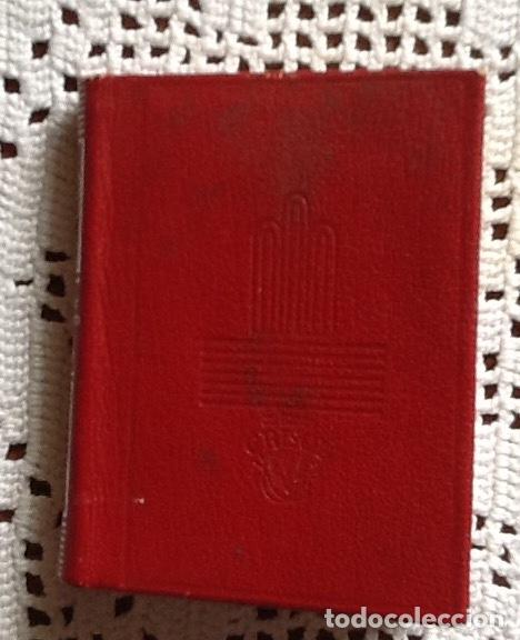 Libros de segunda mano: LIBRO EN MINIATURA. CRISOL. EL PATIO. ALVAREZ QUINTERO. 1973. ENVIO INCLUIDO. - Foto 3 - 171607503