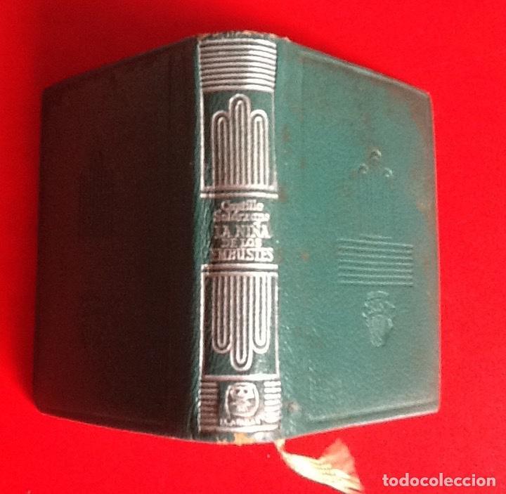 LIBRO EN MINIATURA. CRISOL. LA NIÑA DE LOS EMBUSTES.1964. ENVIO INCLUIDO. (Libros de Segunda Mano - Historia - Otros)