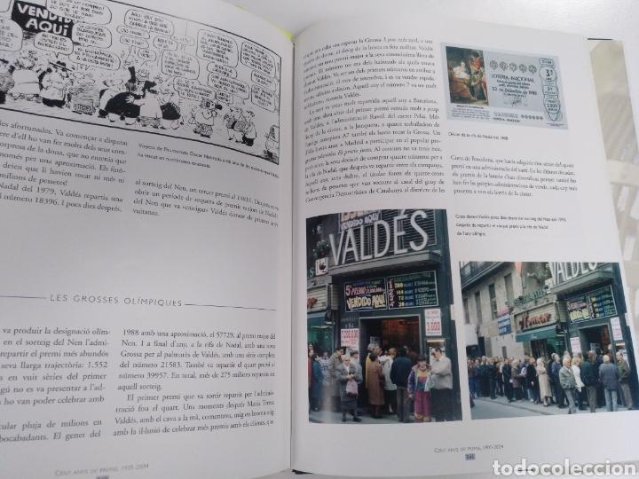 Libros de segunda mano: Libro Valdés La loteria de la sort 1905-2005 - Foto 2 - 171608304