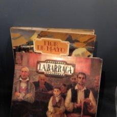 Libros de segunda mano: LA BARRACA. FLOR DE MAYO. - BLASCO IBANEZ, VICENTE (DIBUJOS DE JOAQUIN SOROLLA Y JOSE BENLLIURE). Lote 171624819