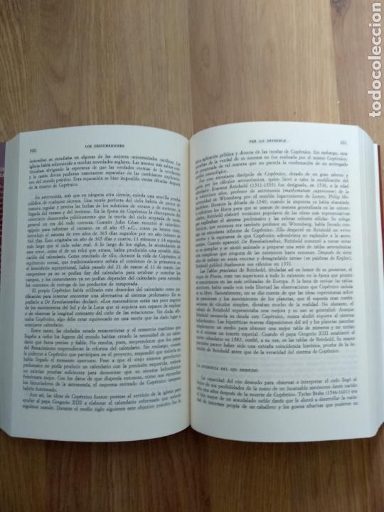 Libros de segunda mano: Los descubridores. Daniel J. Boorstin. - Foto 4 - 171665434
