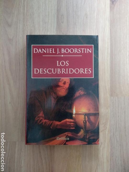 LOS DESCUBRIDORES. DANIEL J. BOORSTIN. (Libros de Segunda Mano - Historia - Otros)