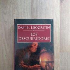 Libros de segunda mano: LOS DESCUBRIDORES. DANIEL J. BOORSTIN.. Lote 171665434