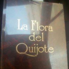 Libros de segunda mano: LA FLORA DEL QUIJOTE LUIS CEBALLOS Y FERNANDO DE CÓRDOBA. Lote 171667914