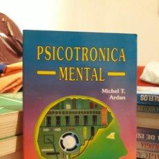Libros de segunda mano: PSICOTRONICA MENTAL. Lote 171686610