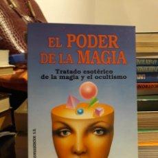 Libros de segunda mano: EL PODER DE LA MAGIA. Lote 171687300