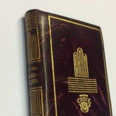 Libros de segunda mano: CRISOLÍN Nº 32 - PEPE-ILLO TAUROMAQUIA TOROS - AGUILAR EDICIÓN DE LUJO. Lote 171701929