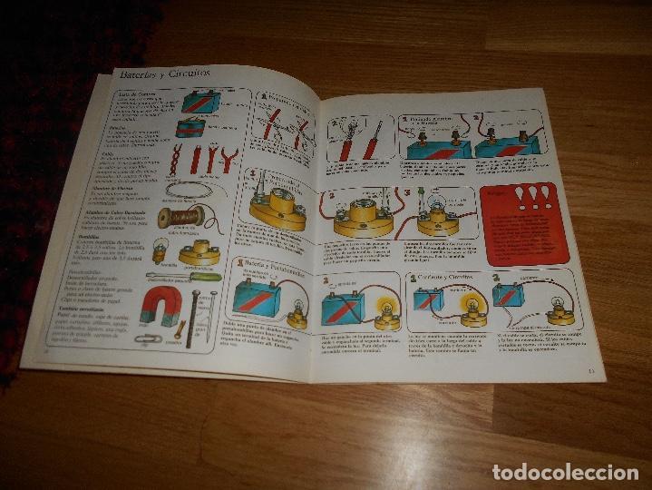 Libros de segunda mano: LIBRO COMO HACER BATERIAS E IMANES PLESA ED SM AÑOS 80 SM PERFECTO RARO - Foto 3 - 171707732