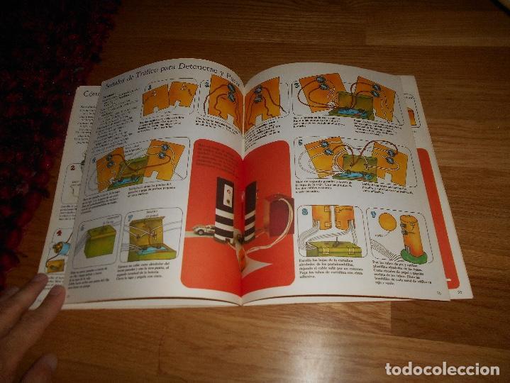 Libros de segunda mano: LIBRO COMO HACER BATERIAS E IMANES PLESA ED SM AÑOS 80 SM PERFECTO RARO - Foto 4 - 171707732