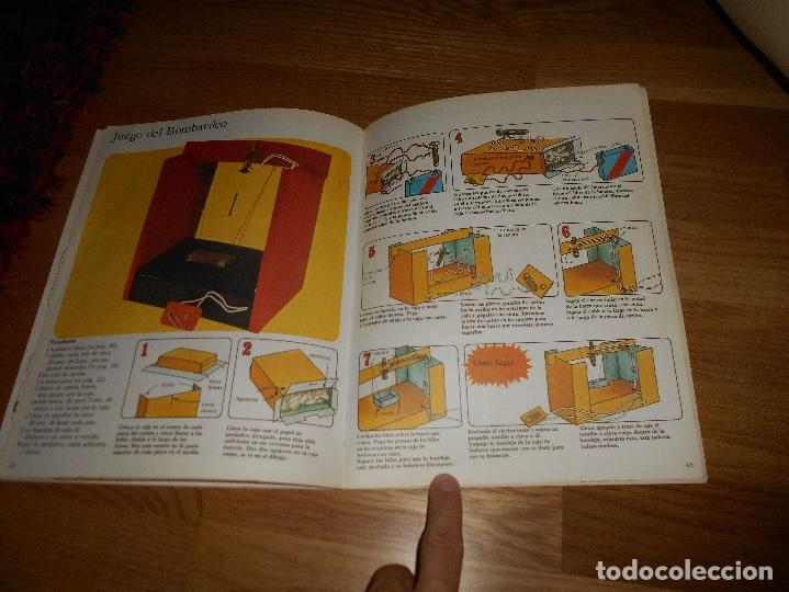 Libros de segunda mano: LIBRO COMO HACER BATERIAS E IMANES PLESA ED SM AÑOS 80 SM PERFECTO RARO - Foto 5 - 171707732