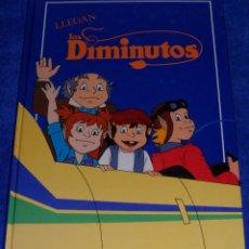 Libros de segunda mano: LLEGAN LOS DIMINUTOS - CÍRCULO DE LECTORES (1986). Lote 171774530
