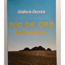 Libros de segunda mano: RÍO DE ORO. SÁHARA. Lote 171830134