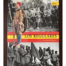 Libros de segunda mano: LOS REGULARES. Lote 171830687