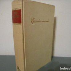 Libros de segunda mano: EPISODIOS NACIONALES - I. Lote 171835834