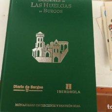 Libros de segunda mano: IMAGENES DE LAS HUELGAS DE BURGOS. Lote 171859177