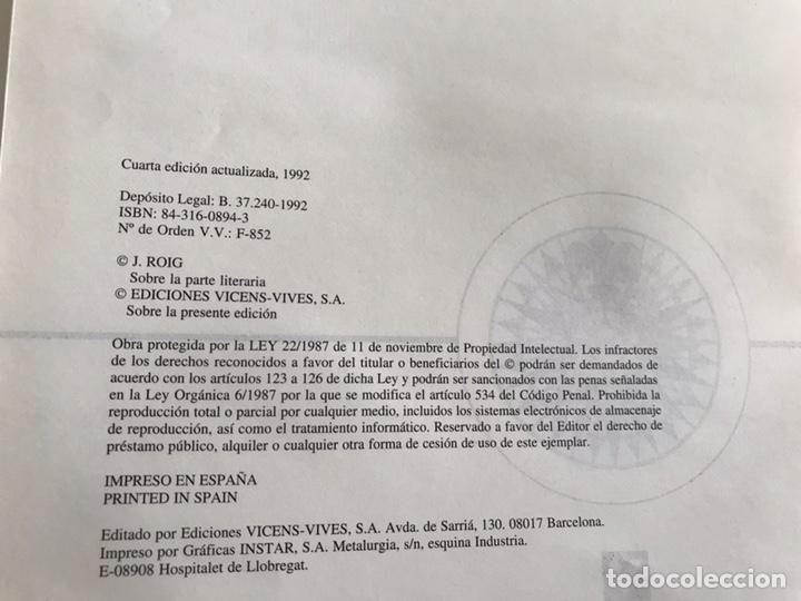 Libros de segunda mano: Atlas de historia universal y de España. 1. Edades antiguas y media. Vicens Vives - Foto 3 - 171964647