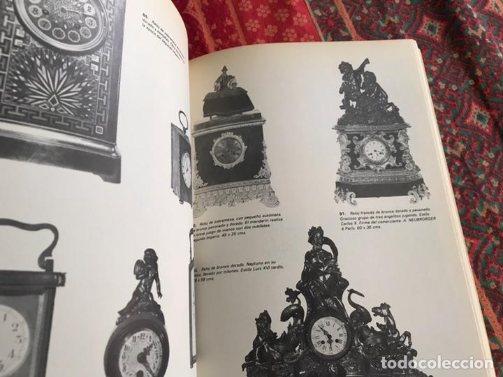 Libros de segunda mano: Catálogo ilustrado del Museo de relojes de las bodegas Zoilo-Ruiz Mateos - Foto 4 - 171966240