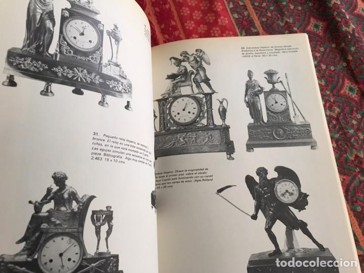 Libros de segunda mano: Catálogo ilustrado del Museo de relojes de las bodegas Zoilo-Ruiz Mateos - Foto 5 - 171966240