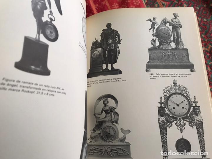 Libros de segunda mano: Catálogo ilustrado del Museo de relojes de las bodegas Zoilo-Ruiz Mateos - Foto 7 - 171966240