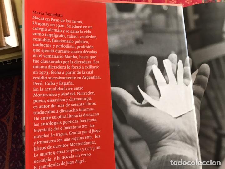 Libros de segunda mano: Memoria y esperanza. Mario Benedetti - Foto 3 - 171967233