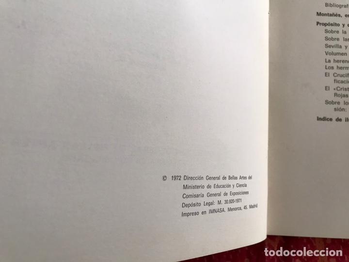 Libros de segunda mano: Martínez Montañés y la escultura andaluza de su tiempo. Emilio Orozco, Camón Aznar... - Foto 4 - 171967435