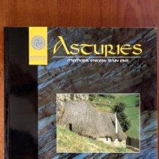 Libros de segunda mano: ASTURIES MEMORIA D´UN PAIS. Lote 172001824