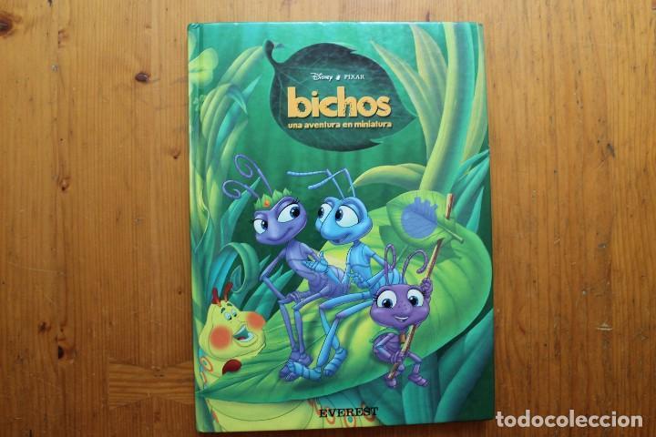 BICHOS WALT DISNEY (Libros de Segunda Mano - Literatura Infantil y Juvenil - Otros)