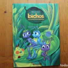 Libros de segunda mano: BICHOS WALT DISNEY. Lote 172002065