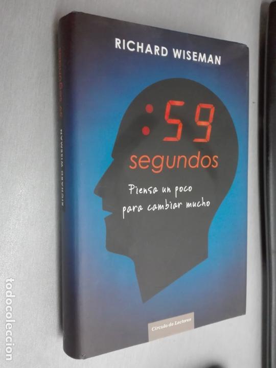 59 Segundos Piensa Un Poco Para Cambiar Mucho Sold