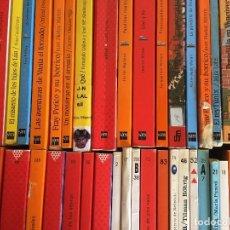 Libros de segunda mano: LOTE 45 LIBROS SERIE EL BARCO DE VAPOR DE SM. Lote 172021387