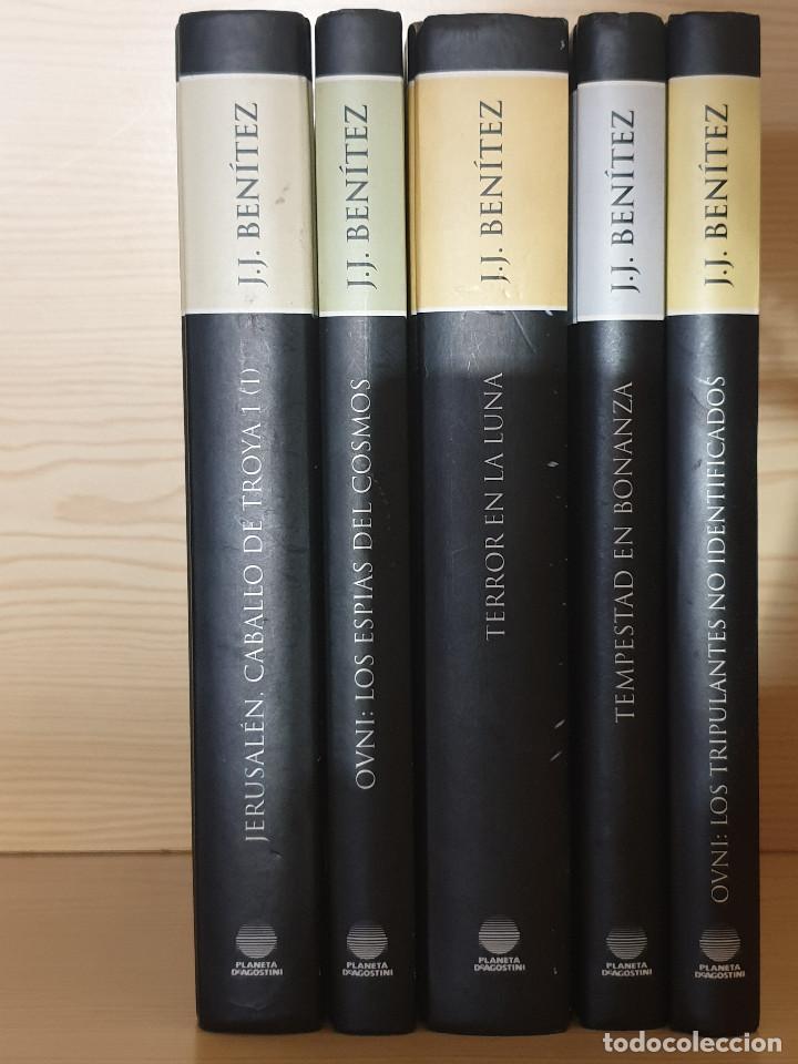 Libros de segunda mano: 6,50€ UNIDAD SUELTA - LOTE 4 LIBROS BIBLIOTECA J.J. BENÍTEZ (JUAN JOSÉ) - VER DISPONIBLES - Foto 2 - 172021978