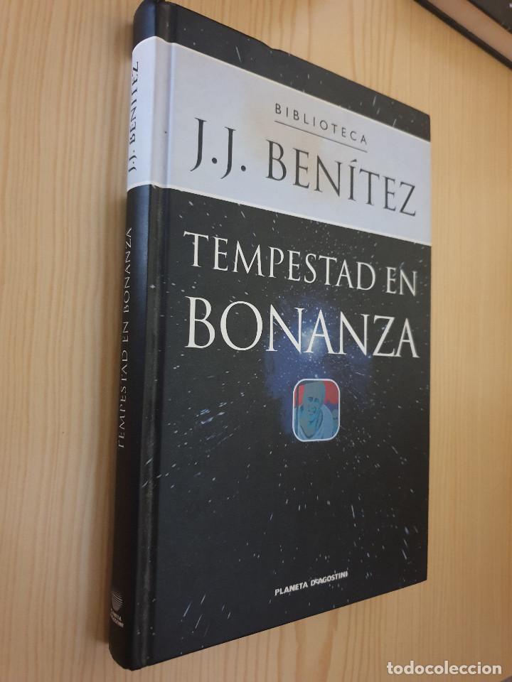 Libros de segunda mano: 6,50€ UNIDAD SUELTA - LOTE 4 LIBROS BIBLIOTECA J.J. BENÍTEZ (JUAN JOSÉ) - VER DISPONIBLES - Foto 3 - 172021978
